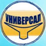 Логотип компании ООО «Универсал-Т»