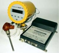 Вычислитель-корректор объема газа типа ОКГВ-01
