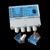 Cигнализаторы газа коммунальные типа СГ-1-1...СГ-1-3