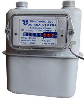 Фото счетчика газа G1