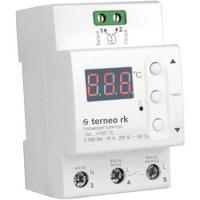 Реле температуры для нагревательного оборудования terneo rk фото 1
