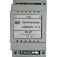 Преобразователь интерфейсов типа ПИ-1