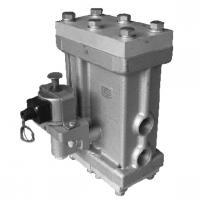 Пневмораспределитель трехлинейный и четырехлинейный клапанный типа РЭП
