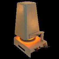 Аппарат для ускоренного определения влажности  04211
