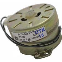 Электродвигатели многополюсные с редуктором ДСМ2-П-220 - фото