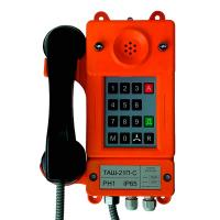 Фото телефонного аппарата ТАШ-21П-IP-С всепогодного