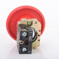 Кнопка АСКО-УКРЕМ XB2-BR42 «грибок» - фото 1