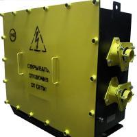 Фото коробки распределительной высоковольтной типа КРВ-6