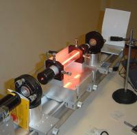 Газовый лазер типа ЛГН-207Б