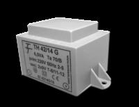 Фото Малогабаритный трансформатор для печатных плат ТН 42/14 G
