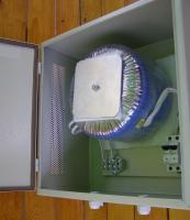 Разделительный трансформатор 220В/220В фото 1