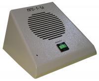 Пульт громкоговорящей связи ПГС-1-1д