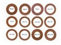 Прокладки уплотнительные биконитовые для фланцев фото 1