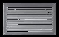 Решетка объемная накладная РОН фото 1