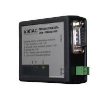 Преобразователь интерфейса USB – RS232/485