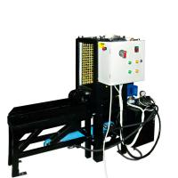 Фото установки распрессовки поглощающих аппаратов (УРПА)