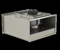 Вентилятор канальный радиальный прямоугольный с ЕС-двигателем фото 1