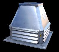 Вентиляторы крышные радиальные КРОС фото 1