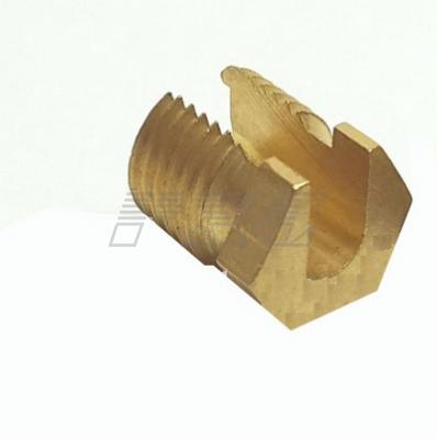 Гайка термопары разрезная код 100-070 фото 1