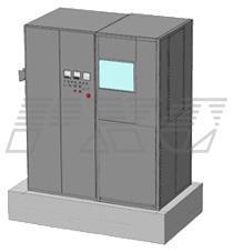 Электрогидравлическое оборудование для выбивки стержней из отливок