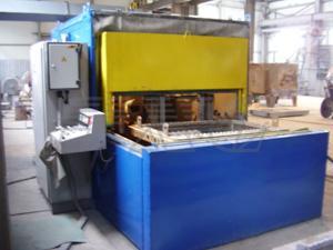 Оборудование для снижения трудоемкости предремонтной разборки и удаления нежелательных покрытий и отложений с оборудования эксплуатировавшегося в тяжелых условиях