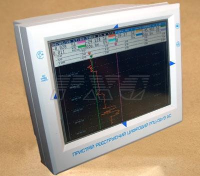 Устройство регистрирующее цифровое РПЦ-02 АС (многоканальное)