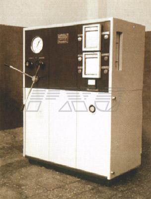 Установка для определения сроков схватывания тампонажных растворов УС-1-М1
