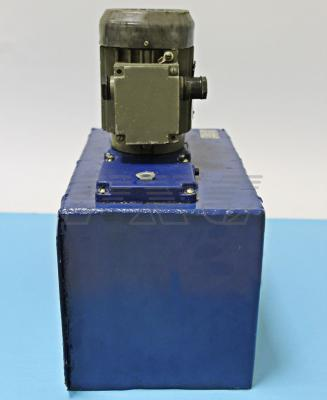 Станции смазочные МС48М и С48-1М вид сбоку