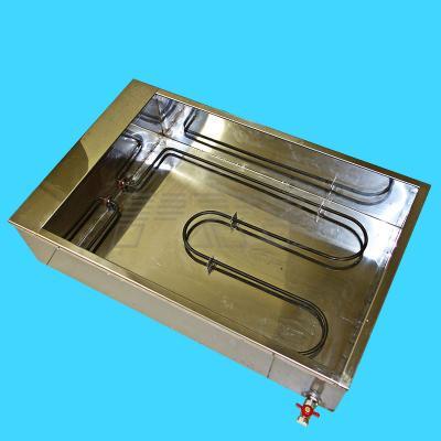 Общий вид бани водяной БВ-40