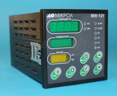 МИК-121 каскадный регулятор