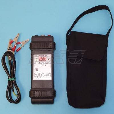 Комплектация индикатора дефектов обмоток ИДО-06