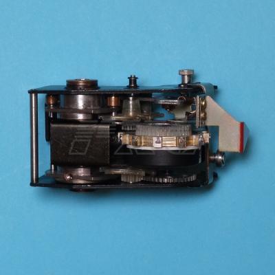 Каретка печатающая КС4 12 канальная вид сбоку