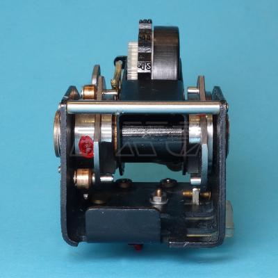 Каретка печатающая КС4 12 канальная вид сзади