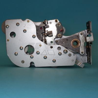 Редуктор для многоканальных приборов вид сбоку