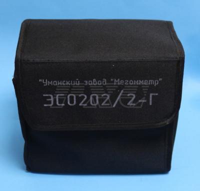 Сумка мегаомметра фото2