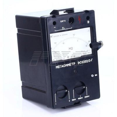 Мегаомметр ЭС0202 2Г фото1