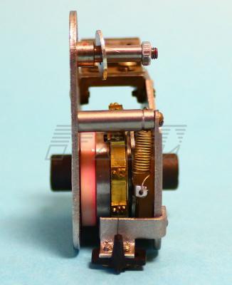 Диск печатающий ДВЭ6.325.00110 сзади