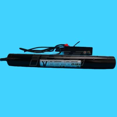 Лазер газовый ЛГН-208А1 вид сбоку
