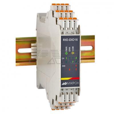 Модуль дискретного ввода-вывода RIO-DIO16