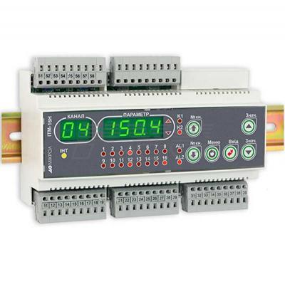 Индикатор микропроцессорный ИТМ-16Н 16-ти канальный