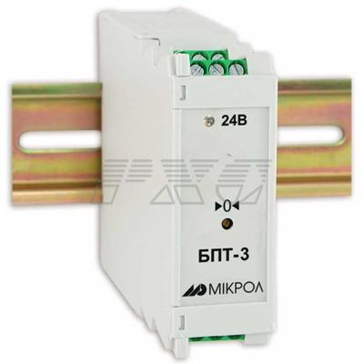 Блок преобразования сигналов тензодатчиков БПТ-3