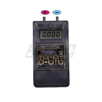 Мановакуумметр цифровой типа МЦ-1-10
