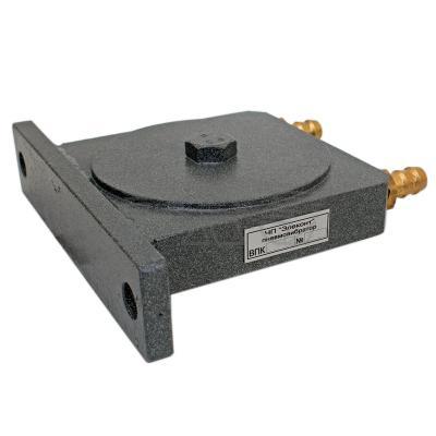 Вибратор пневматический кольцевой ВПК-280 - вид сбоку