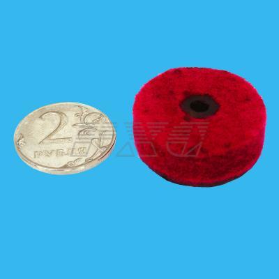 Обойма с валиком У-16.183.03 сравнение размера с монетой