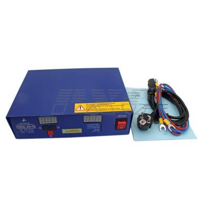 Устройство зарядно-питающее УЗПС 24-15 - вид сбоку