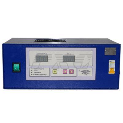 Зарядное устройство УЗПС 24-15 - вид сверху