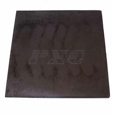 Пластина фрикционная 500х500х15