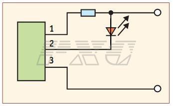 Микросхема УР1101ХП03