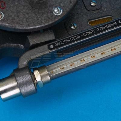 Шкала микроманометра типа ММН-2400