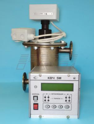 Концентратомер кондуктометрический типа КВЧ 5М